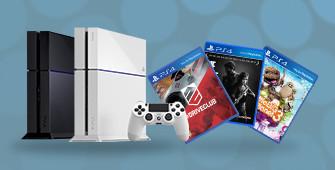 2 gratis Sony PS4 top games