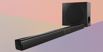 Philips Soundbars en Soundplates
