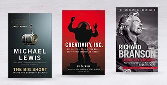 Inspirerende business biografieën