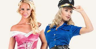 Verkleedkleding voor vrouwen