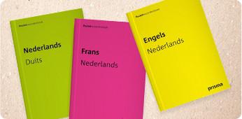 De coolste Prisma woordenboeken