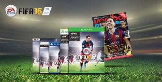 Xbox One + Gratis FIFA 16
