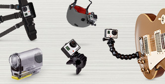 Action camera accessoires