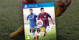 Gratis FIFA 15