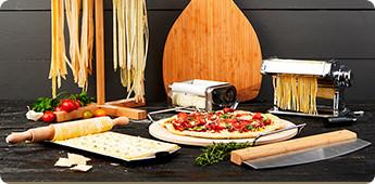 Maak je eigen pasta