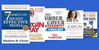 20% korting op top 10 managementboeken