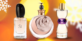 Winterse parfums