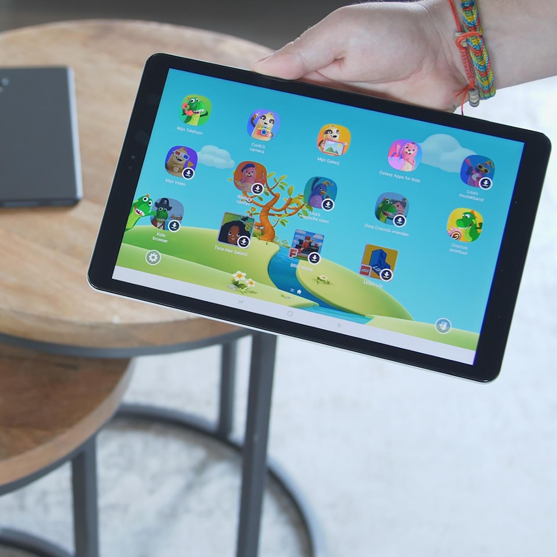 Samsung Galaxy Tab A (2018) Kids Mode sfeerbeeld