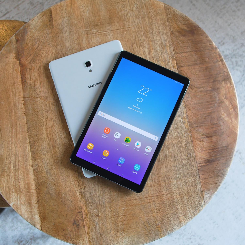 Samsung Galaxy Tab A (2018) sfeerbeeld