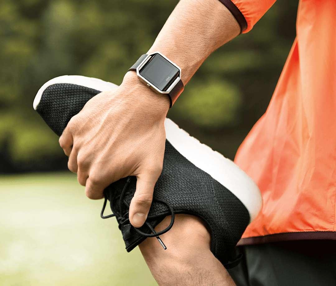 Fitbit Blaze SmartTrack