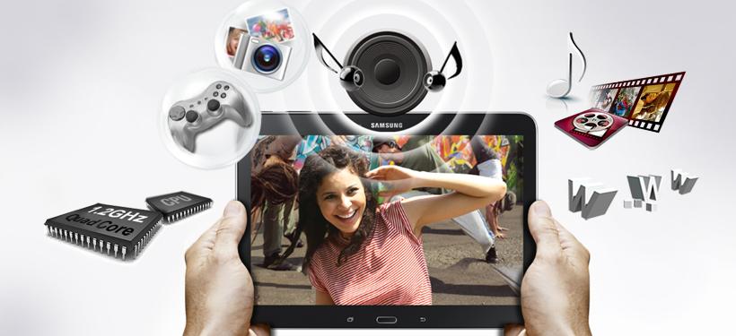 Samsung Galaxy Tab 4 VE