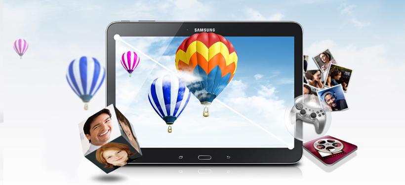 Samsung Galaxy Tab 4 VE meerdere accounts