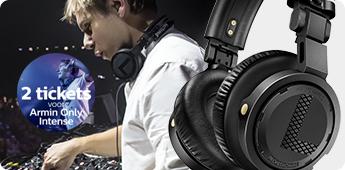 Ontvang 2 Armin concerttickets