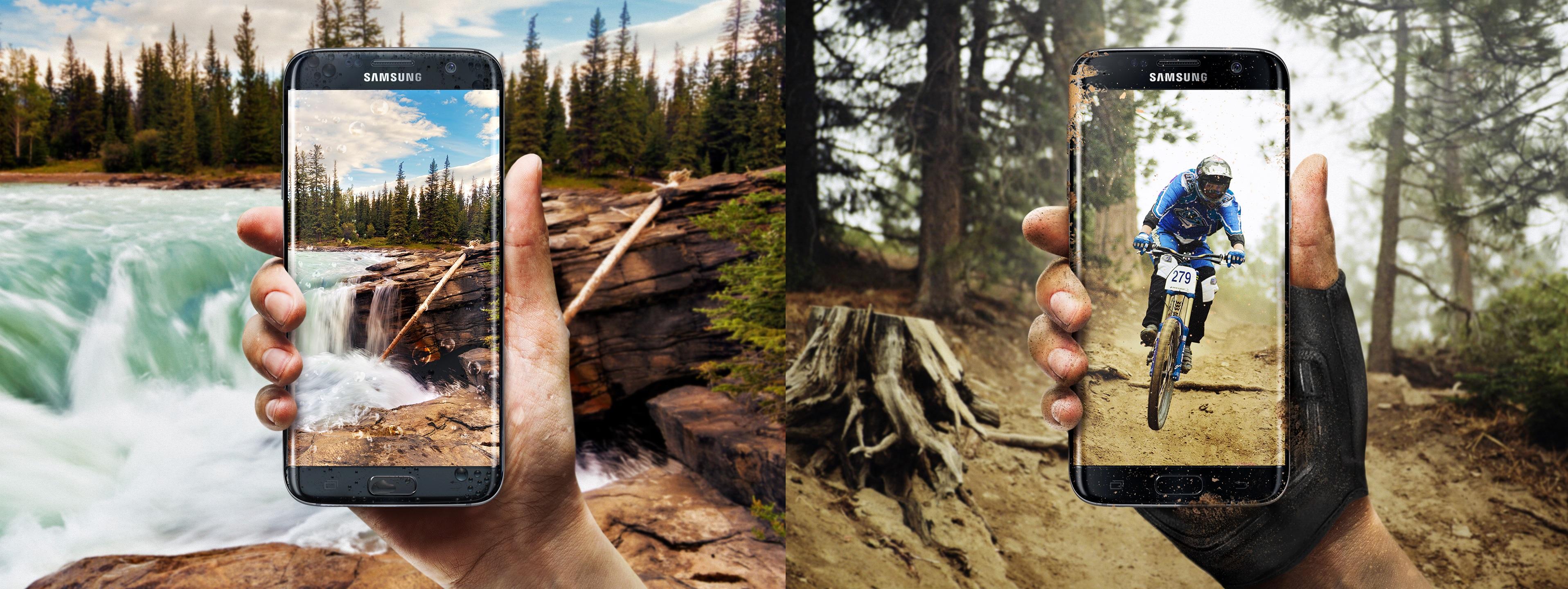 Samsung Galaxy S7 Spatwaterdicht