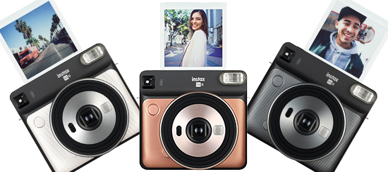 Fujifilm Instax SQ 6 Square camera