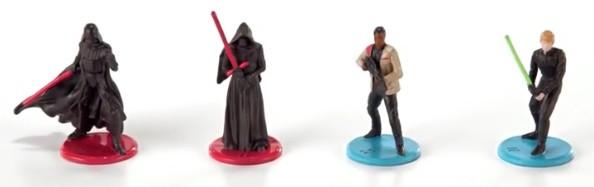 Monopoly Star Wars pionnen