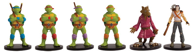 Monopoly Turtles pionnen