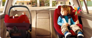 Kind voorin auto leeftijd