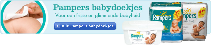 Pampers babydoekjes