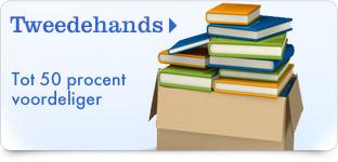 Bol.com verkoopt nu ook 2ehands cd's, dvd's, Blu-rays, consolegames, vinyl en boeken. Dit betekent dat je toegang hebt tot een nog breder assortiment en scherpere prijzen.Verkoop je 2ehands boeken via bol.com en profiteer van alle voordelen die bol.com je biedt!  Bekijk direct ons ruime aanbod 2ehands boeken tegen scherpe prijzen.