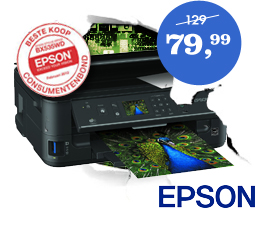 Epson Stylus SX535WD printer