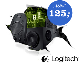 Logitech  Z623 2.1 speakerset