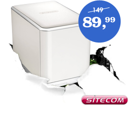 Sitecom MD-253 1 TB Home Storage Center