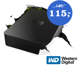 Western Digital Elements Desktop 2TB