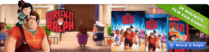Disney: Wreck it Ralph
