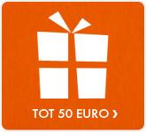 Cadeautips tot 50 euro