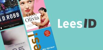 LeesID, jouw digitale boekenkast