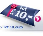 Voor ieder prijspeil vanaf 10 euro