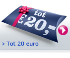 Voor ieder prijspeil tot 20 euro