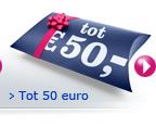 Voor ieder prijspeil tot 50 euro