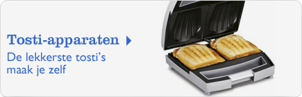 Tosti- <br />apparaten