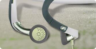 Sennheiser sportkoptelefoons