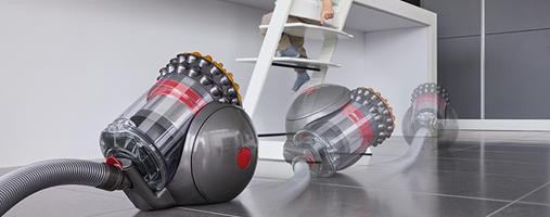 Dyson Ball technologie