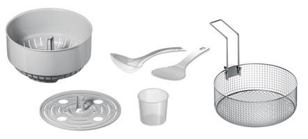 Bosch autocook accessoires