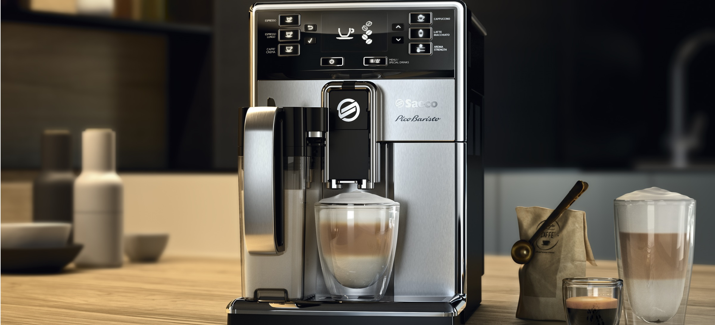 Philips espressomachine Saeco