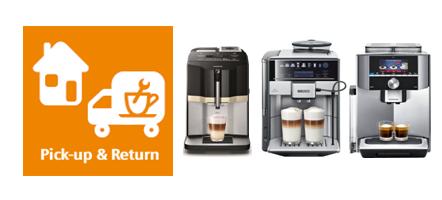 Siemens Espressomachine service