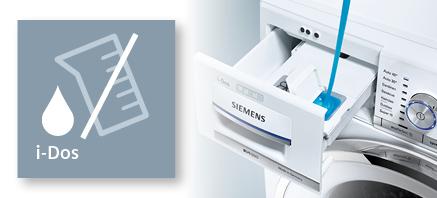 Siemens wasmachine idos