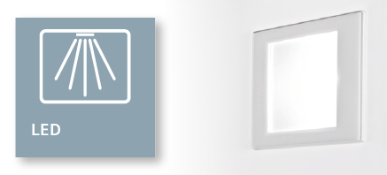 Siemens koelenvriezen LED