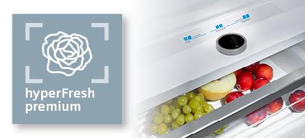 Siemens koelenvriezen hyperfresh premium