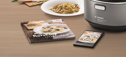 Bosch autocook recepten