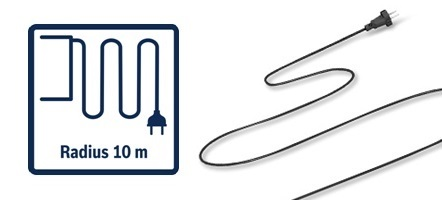 Untitledbosch stofzuiger 10meter actieradius