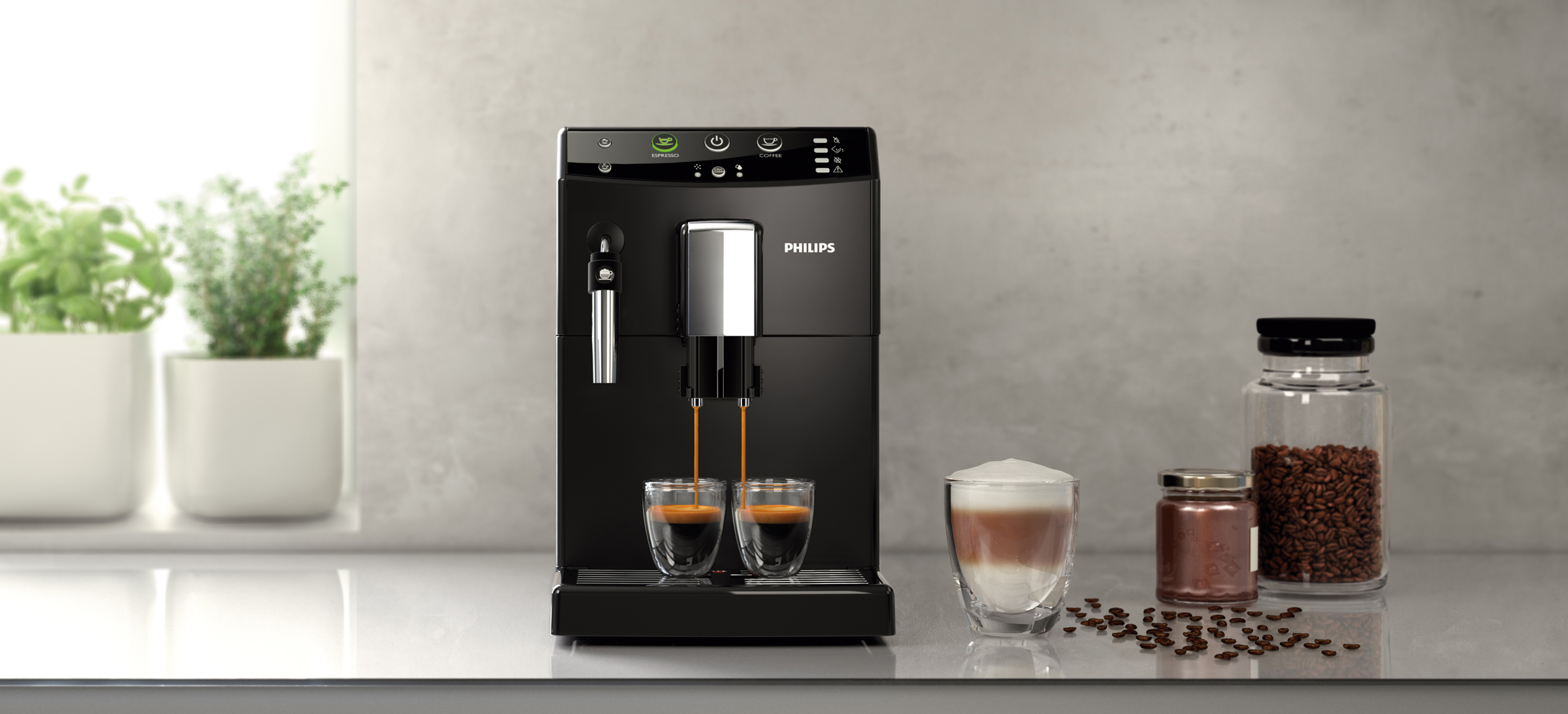 Design Philips espressomachine HD8821/01