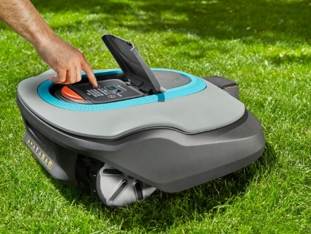 gardena sileno smart robotmaaier