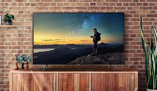 Samsung NU7120W ambient