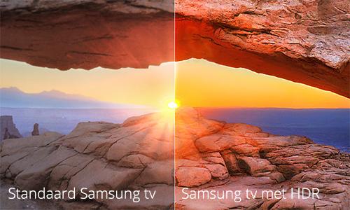 Samsung NU7120W HDR