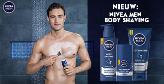 NIVEA MEN Body Shaving